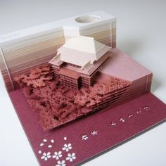 この仕掛けはすごい!「OMOSHIROI BLOCK」というメモ帳が今話題になっています。一見すると普通のメモ帳なのですが、でもそこには驚くべき仕掛けが隠されているんです。使っていくほどに明らかになるその仕掛けがこちら。すんげぇの見つけたよ…