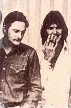 Brothers in arms.Gene Clark.Gram Parsons.