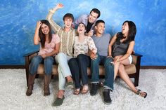 Team Building Exercises For Teens - Four On The Couch