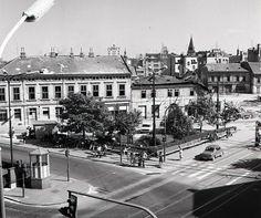 mierko 1975 II Bratislava, Old Photos, Louvre, Street View, Times, Building, Travel, Pictures, Old Pictures