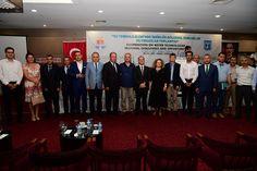 """Adana Büyükşehir Belediyesi tarafından Su Teknolojilerinde İş Birliği; Bölgesel Zorluklar ve Fırsatlar Toplantısı düzenlendi. Toplantıda konuşan Adana Büyükşehir Belediye Başkanı Hüseyin Sözlü, elektrik tüketimi, su tüketimi, kişi başı tüketimler, hane başı tüketimlerin refah toplumunun temel parametrelerinden olduğunu ifade ederek, """"Sosyal ve ekonomik faaliyetlerin sürmesi büyük ölçüde temiz ve yeterli su arzına sahip olmaya bağlıdır. Su …"""