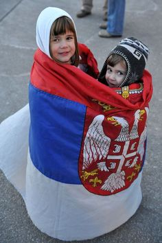 So adorable :) .. Serbian style