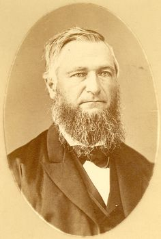 John Haywood, professor of Math, the first Mayor of Westerville, and amateur astronomer and meteorologist