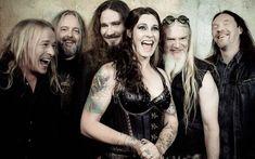 "Metal behemoths Nightwish: ""David Attenborough wrote to personally decline appearing on our album"" Heavy Metal Music, Heavy Metal Bands, Metal Sinfônico, Crab Species, Goth Bands, Jim Morrison Movie, David Attenborough, Symphonic Metal, We Will Rock You"