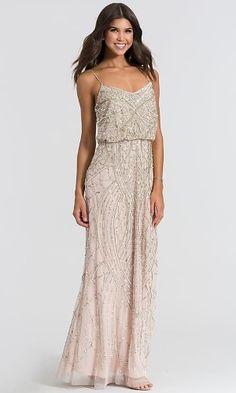 3099dd325f 26 Best Embellished Bridesmaid Dresses images