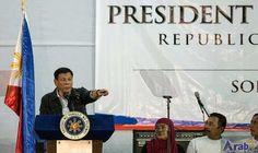 New Philippine President Duterte vows deadly crime…: Authoritarian firebrand Rodrigo Duterte was sworn in as the Philippines' president…