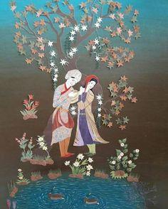 #kat'ı #mywork #Leyla #ile #Mecnun #kağıt #sanat #art #kesim #emek #çiçek #boya #fırça #zaman #YY������ http://turkrazzi.com/ipost/1515587426221896010/?code=BUIcrv2ATFK