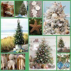 coastal christmas decor | Wednesday, November 28, 2012