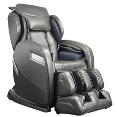 Active Supertrac Faux Leather Zero Gravity Reclining Massage Chair