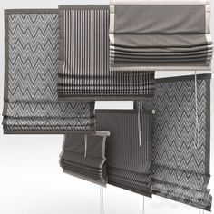 Roman blinds with string and chain pulls Roman Curtains, Roman Blinds, Curtains With Blinds, Drapes Curtains, Drapery, Valances, Elegant Curtains, Beautiful Curtains, Curtain Styles