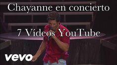 Chayanne en concierto Canciones : Atado A Tu Amor .  Torero . Tiempo De Vals .Un Siglo Sin Ti .Besos En La Boca . Salomé .Baila, Baila .