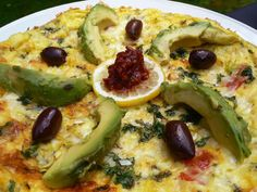 Mexican Frittata - This a great day starter!