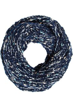 Keystone Knitted Infinity Scarf