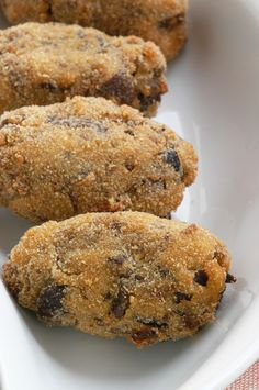 Polpette di melenzane fritte-Baci di zuccheroBaci di zucchero – Dolci Ricette