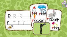 teaching letter r