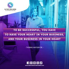 Starting A Business! 🧐🤔 Just showing up to work is not enough to be successful in your job or your business. There must be an inner drive full of passion, enthusiasm & burning desire within you to go above the norm. Your sense of purpose must be strong as well as your self-motivation. You gotta wanna! Is your heart in what you are doing…? 🤔😇 . . . . #marketing #socialmedia #mindset #inspiration #quoteoftheday #goals #motivationalquotes #growth #motivation #socialmediaagency #business…