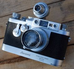 https://flic.kr/p/FoGBQE | Leica IIIg with Leicavit, Vidom & Summar