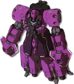The YAMS-130 Krake Zulu is a mobile suit from the Mobile Suit Gundam Unicorn - Bande Dessinee manga series and UC-MSV.