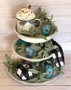Decorating Your Tiered Tray – Bits of Love Creations