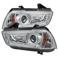 A short time only $384.95, SPYDER PRO-YD-DCH11-LTDRL-HID-C for Dodge Charger is made for 2011, 2012, 2013 and 2014