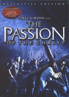Checkout the movie 'The Passion of the Christ' on Christian Film Database: http://www.christianfilmdatabase.com/review/the-passion-of-the-christ/