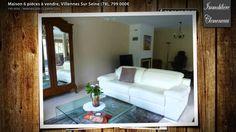 Maison 6 pièces à vendre, Villennes Sur Seine (78), 799 000€