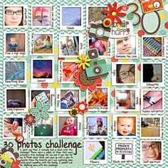 30 photos challenge - Scrapbook.com
