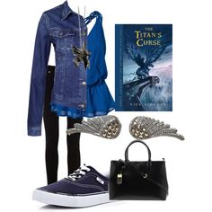 """Titan's Curse"" by rileysthomas on Polyvore"