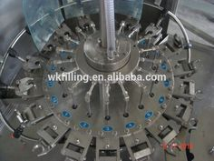 Industry machinery fruit juice bottling machine and equipment
