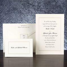 Glowing - Wedding Invitation