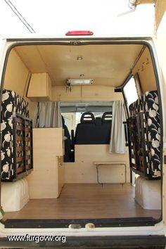 Camper Van Ideas The Urban Interior