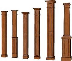 47 Best Pillars Images Column Design Interior Columns