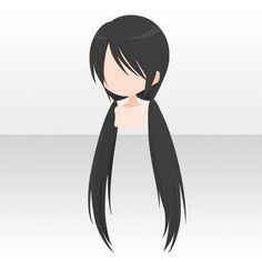 Anita Harris Search Results anime hair pigtails Anime Girl Hairstyles, Kawaii Hairstyles, Chibi Kawaii, Anime Chibi, Character Inspiration, Character Design, Pelo Anime, Chibi Hair, Manga Hair