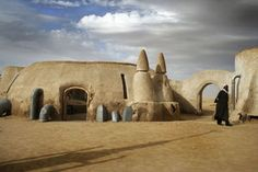 Tunesië: land van Star Wars, ruïnes en wijn