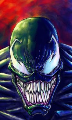 Venom by ALEX E. QUINTERO