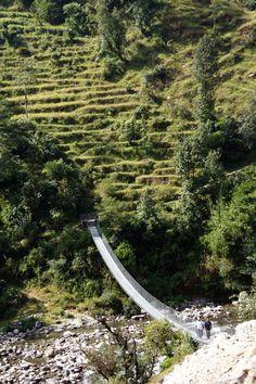 Ghorepani Ghandruk Trekking Nepal
