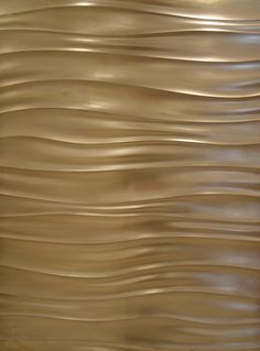 "Armourcoat Sculptural ""Jet Stream"" also available as a metal coated panel in our ArmourFX range."