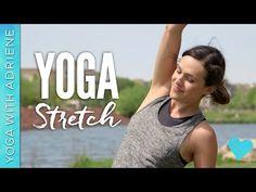 Yoga Stretch - Yoga With Adriene - YouTube