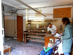 old bakery museum Pankow