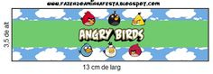 Imprimibles de Angry Birds 4.|OH MY FIESTA!