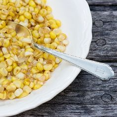 Creamy, dreamy, buttery corn is a side dish that will make them forget the main course!