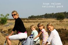 traveling with kids | hoge veluwe national park