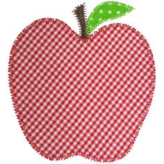 See It All :: Apple Applique - Embroidery Boutique