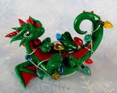 So frickin' adorable!  Tangled Dragon by DragonsAndBeasties on deviantART