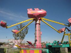Carnival Rides in San Diego - Hurricane Amusement Ride Fair Pictures, Carnival Rides, Carnivals, Amusement Parks, Arcade, Seaside, San Diego, Image, Carnavals