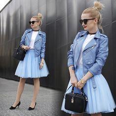 Daria Darenia -  - Blue Tulle