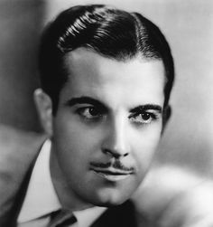 Another 20s moustache for the Great Gatsby.....