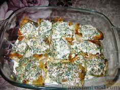 Фото приготовления рецепта: Треска в горчично-сливочном соусе - шаг №3