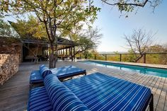 The Outpost Lodge - Zimbabwe, South Africa ... | Luxury Accommodations
