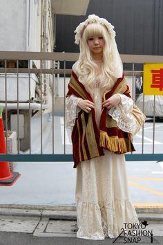 Tokyo Fashion Snap--Street fashion.
